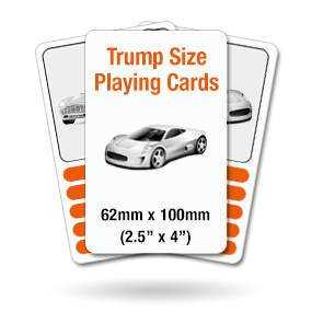 Custom Trump Cards
